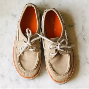 Nautica Spinnaker Deck Boats Shoes for Boys 1